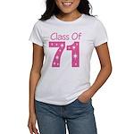 Class of 1971 Women's T-Shirt