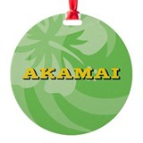 Akamai Ornament