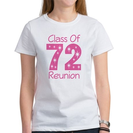 Class of 1972 Reunion Women's T-Shirt