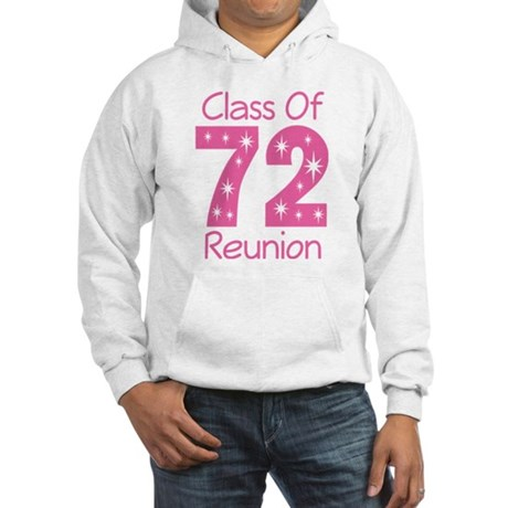 Class of 1972 Reunion Hooded Sweatshirt