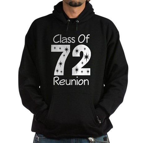 Class of 1972 Reunion Hoodie (dark)