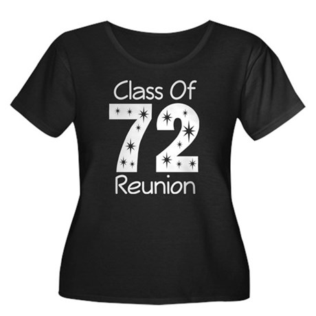 Class of 1972 Reunion Women's Plus Size Scoop Neck