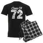 Class of 1972 Men's Dark Pajamas