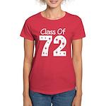 Class of 1972 Women's Dark T-Shirt