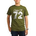 Class of 1972 Organic Men's T-Shirt (dark)
