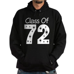 Class of 1972 Hoodie (dark)