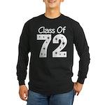 Class of 1972 Long Sleeve Dark T-Shirt