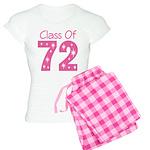 Class of 1972 Women's Light Pajamas