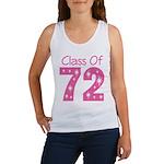 Class of 1972 Women's Tank Top