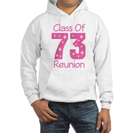 Class of 1973 Reunion Hooded Sweatshirt