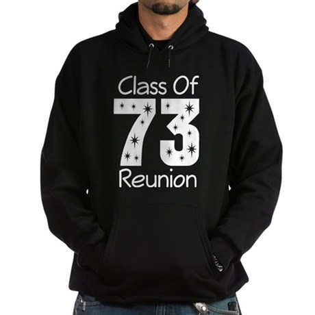 Class of 1973 Reunion Hoodie (dark)