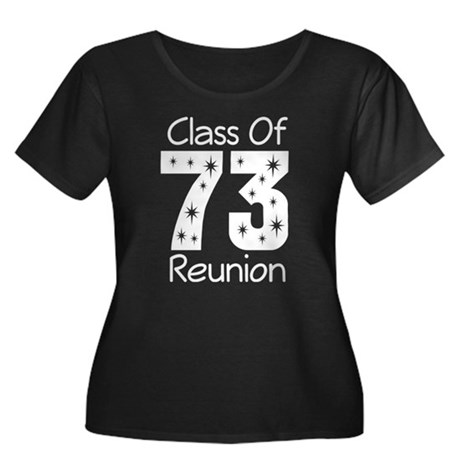 Class of 1973 Reunion Women's Plus Size Scoop Neck