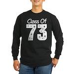 Class of 1973 Long Sleeve Dark T-Shirt