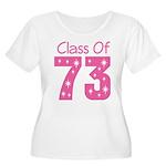 Class of 1973 Women's Plus Size Scoop Neck T-Shirt