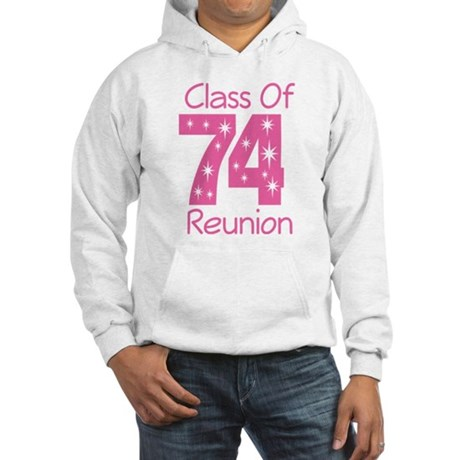 Class of 1974 Reunion Hooded Sweatshirt