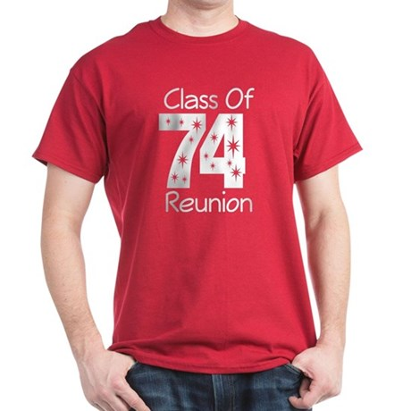 Class of 1974 Reunion Dark T-Shirt