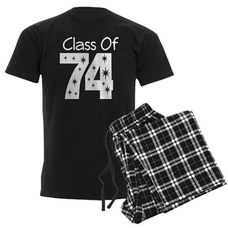Class of 1974 Men's Dark Pajamas