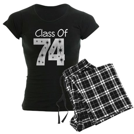 Class of 1974 Women's Dark Pajamas