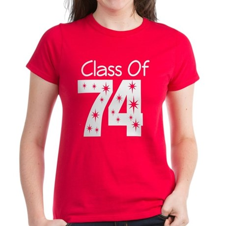 Class of 1974 Women's Dark T-Shirt