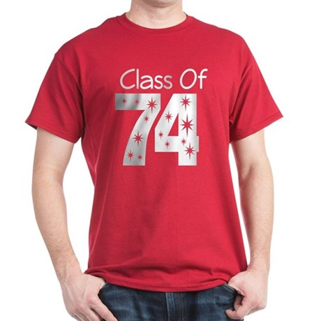Class of 1974 Dark T-Shirt