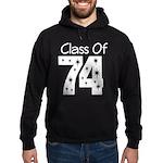 Class of 1974 Hoodie (dark)