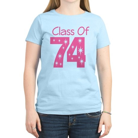 Class of 1974 Women's Light T-Shirt