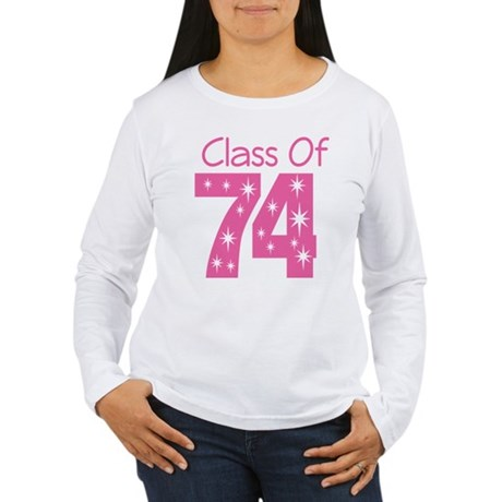 Class of 1974 Women's Long Sleeve T-Shirt