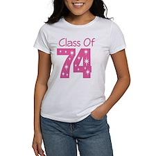 Class of 1974 Tee