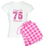 Class of 1975 Reunion Women's Light Pajamas