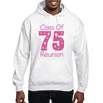 Class of 1975 Reunion Hooded Sweatshirt