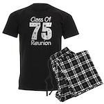 Class of 1975 Reunion Men's Dark Pajamas
