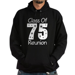 Class of 1975 Reunion Hoodie (dark)