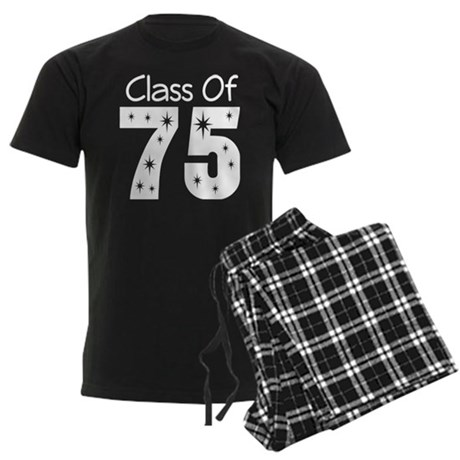 Class of 1975 Men's Dark Pajamas