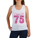 Class of 1975 Women's Tank Top