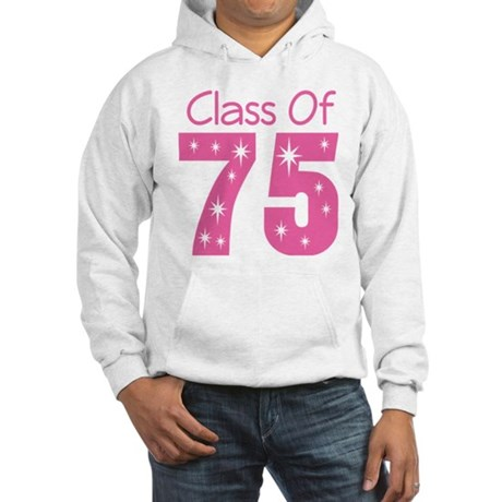 Class of 1975 Hooded Sweatshirt