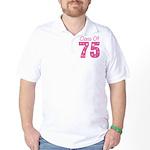 Class of 1975 Golf Shirt