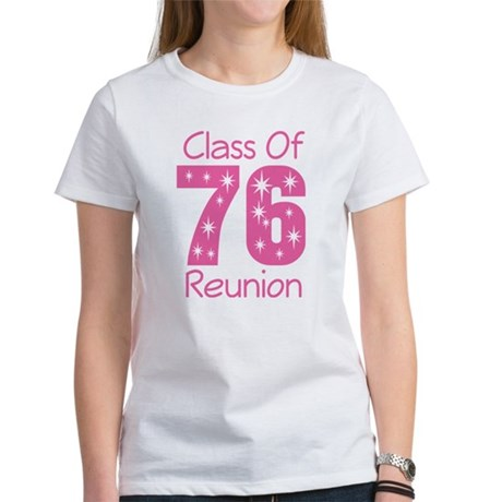 Class of 1976 Reunion Women's T-Shirt