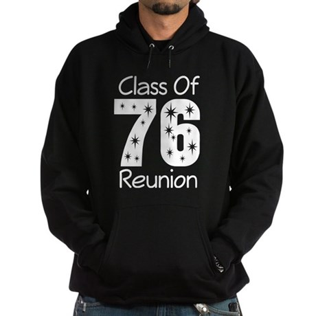 Class of 1976 Reunion Hoodie (dark)