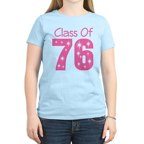 Class of 1976 Women's Light T-Shirt