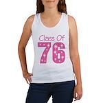 Class of 1976 Women's Tank Top