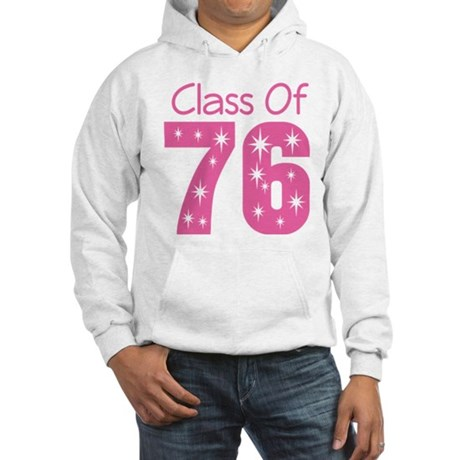 Class of 1976 Hooded Sweatshirt