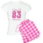 Class of 1983 Reunion Women's Light Pajamas