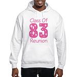 Class of 1983 Reunion Hooded Sweatshirt