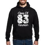 Class of 1983 Reunion Hoodie (dark)