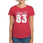 Class of 1983 Women's Dark T-Shirt