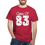 Class of 1983 Dark T-Shirt