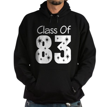 Class of 1983 Hoodie (dark)