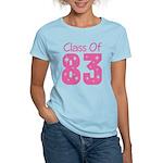 Class of 1983 Women's Light T-Shirt