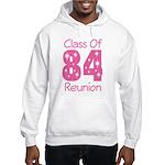 Class of 1984 Reunion Hooded Sweatshirt