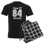 Class of 1984 Reunion Men's Dark Pajamas